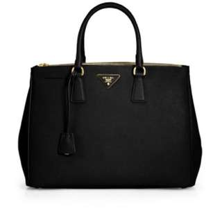 Prada Saffiano Executive Bag