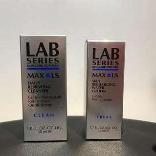 Lab Series MAXLS Cleansing set