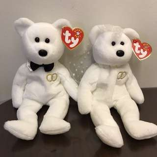 TY wedding bear #huat50sale