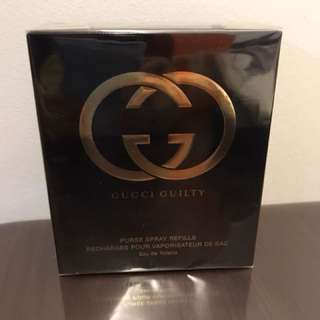 Gucci Guilty purse spray refills #huat50sale