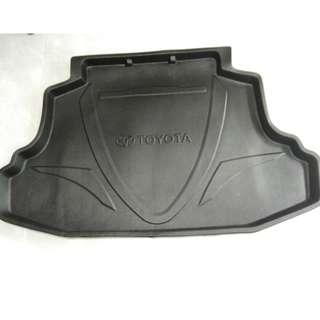 Toyota original boot tray