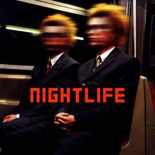 Pet Shop Boys Nightlife (2017 Remastered Version) Vinyl LP