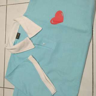 Polo Love Baby Blue