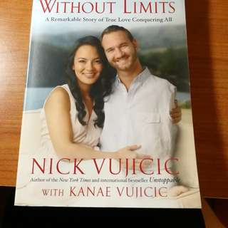 Love without limits by Nick Vujicic