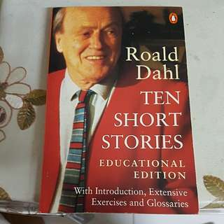Roald Dahl 10 Short Stories