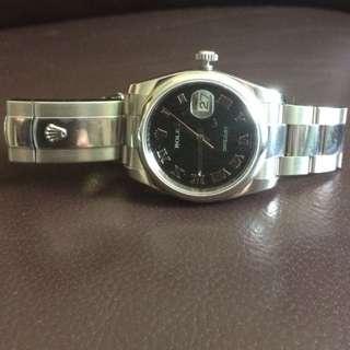 Rolax watch 116200