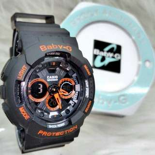 BABY-G DUAL TIMES WOMEN LIMITED EDITION WATCH(1)
