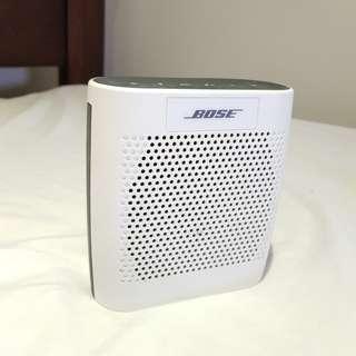 BOSE Soundlink Colour Bluetooth Speakers