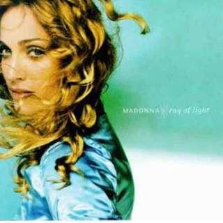 Madonna - Ray of Light (Double LP) Black Vinyl