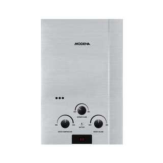 Modena Water Heater Gas RAPIDO INOX GI 6 S