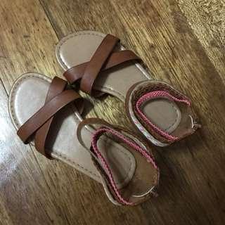American Eagle Girls' Sandals