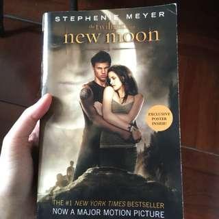 New Moon by Stephanie