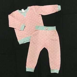 H & M Cute Baby Set (12-18M)
