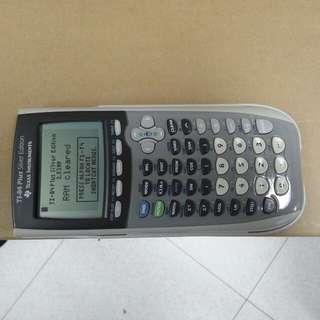 Texas Instruments TI-84 Plus Silver Edition Graphical Calculator 圖像計算機 原價1200