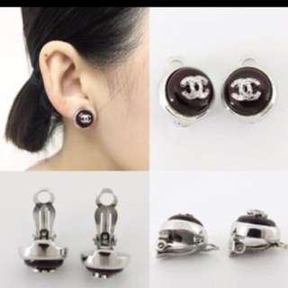 新春大減價🈹Chanel vintage earrings 中古耳環