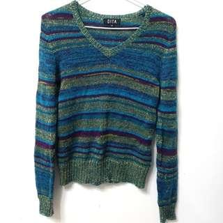 🚚 [售/換] DITA/JOAN 專櫃品牌 金蔥毛衣