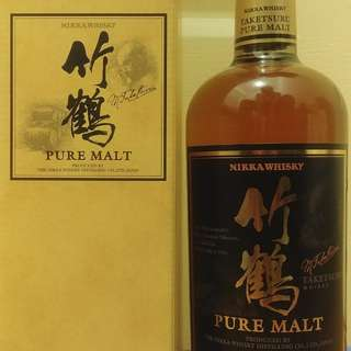 Nikka Whisky 竹鶴 Pure Malt 700ml