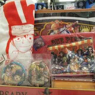 【日本代購】日本海賊王One piece 5周年紀念福袋