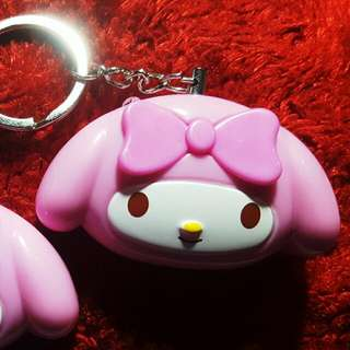 My Melody Personal alarm/ emergency alarm
