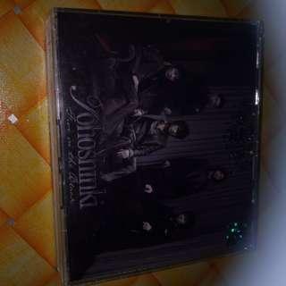 Tohoshinki cd/DVD