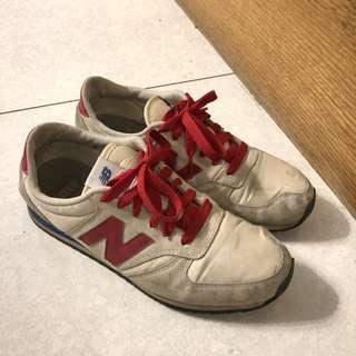 🚚 New balance 420 白 紅