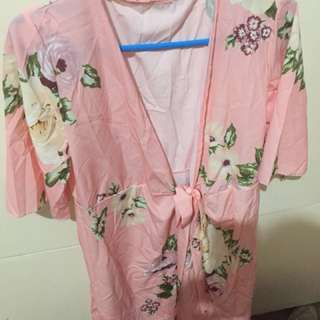 Wrap Dress Floral