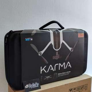 GoPro Karma Drone + Karma Grip Stabilizer