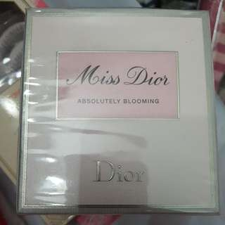 Miss Dior absulutely blooming 100ml