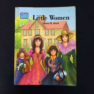Little women storybook