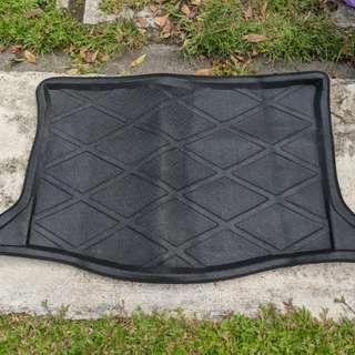 Honda Fit waterproof cargo mat