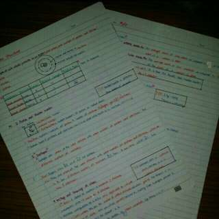 N Level Notes
