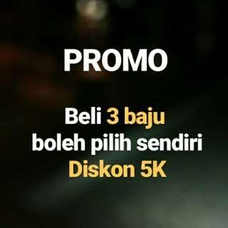 Promo diskon