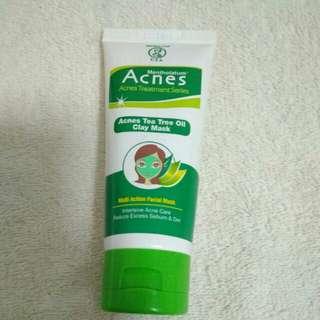 Acnes Tea Tree Oil Clay Mask #CNY2018