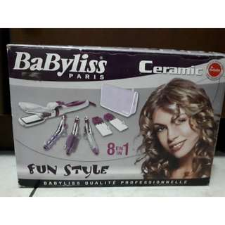 Babyliss 8 in 1 Hair Styling