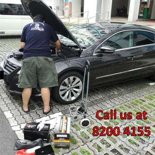 Car Battery Rescue