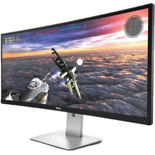 Dell UltraSharp 34 Curved Ultrawide Monitor U3415W