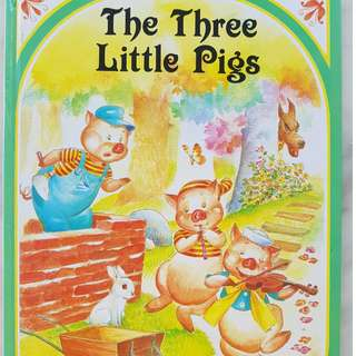 (Hardcover) The Three Little Pigs