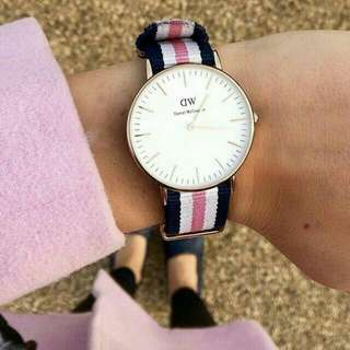 ORIGINAL DANIEL WELLINGTON DW WATCHES