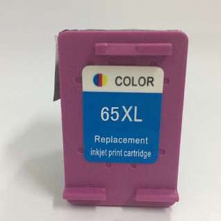Remanufactured Colour Ink Cartridge for HP65 65XL