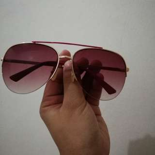 Cutie pink shades