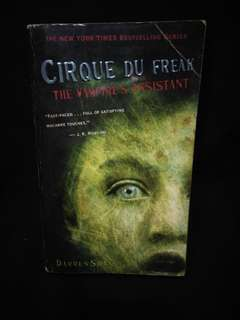 Cirque du freak (the vampire assistant)