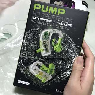 BlueAnt Pump HD Sportsbuds