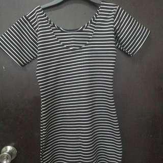 Uniqlo Stripes Dress