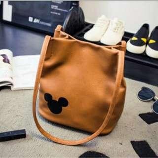 Korean Mickey mouse bag