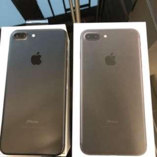 iPhone 7 Plus 128GB 95% 新(完全冇花)