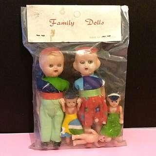 60'年代香港塑膠玩具