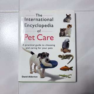 General Pet Introduction & Care Book