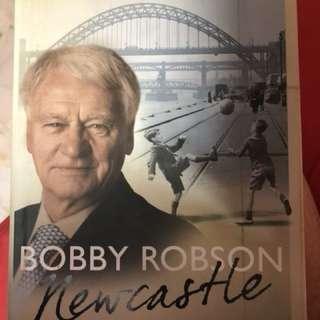 Sir Bobby Robson: my kind of toon