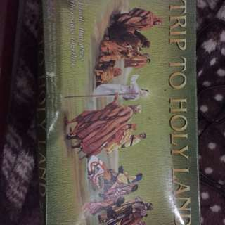 Trip to Holy Land Board Game