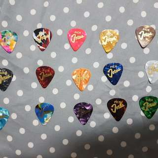 Pick Jesus Guitar Pick